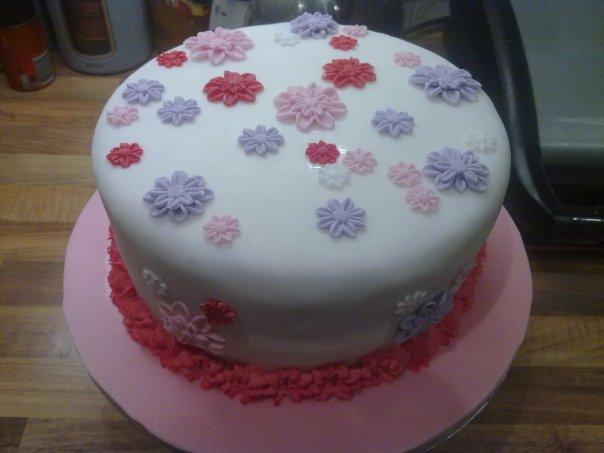 Birthday Cakes T Cake
